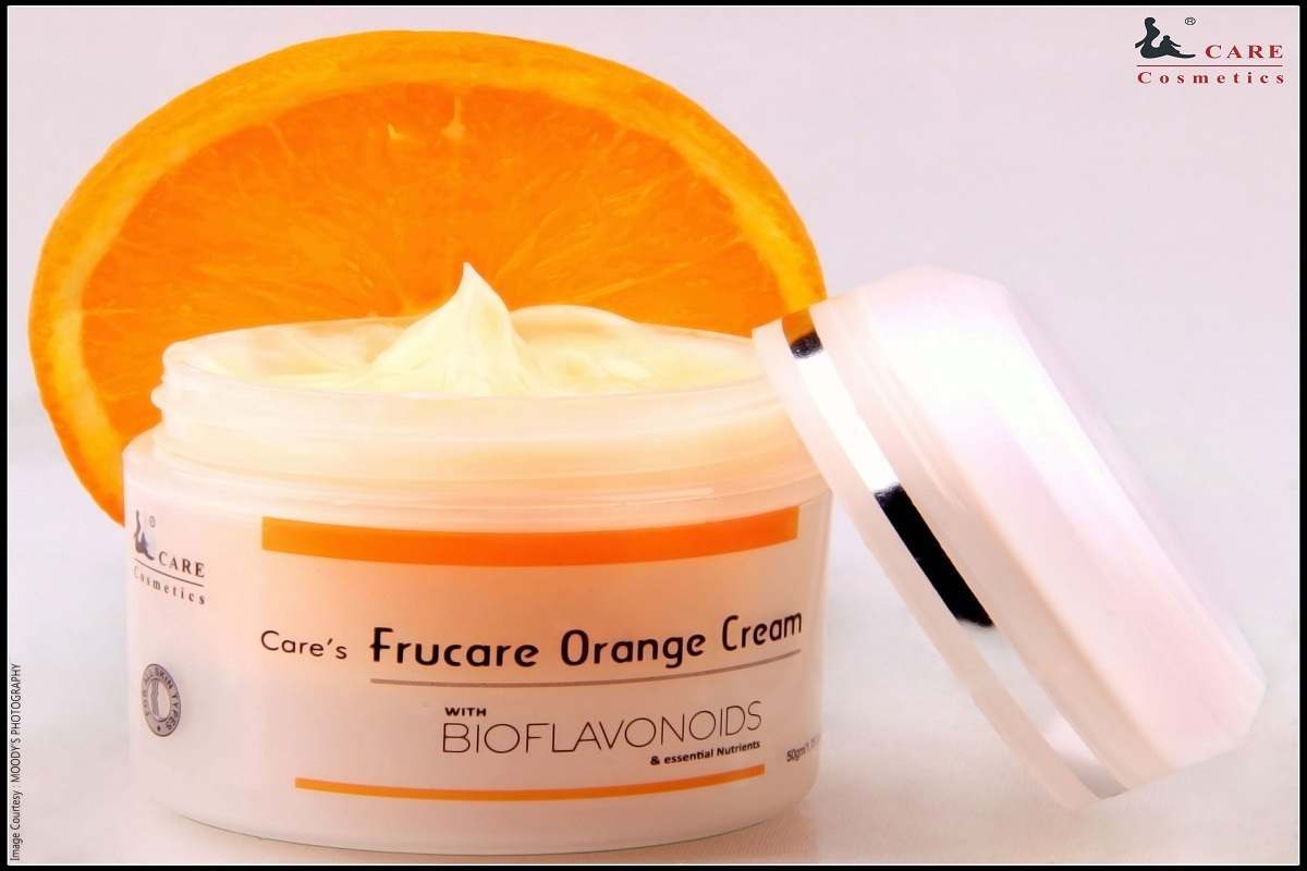 Frucare Orange Cream